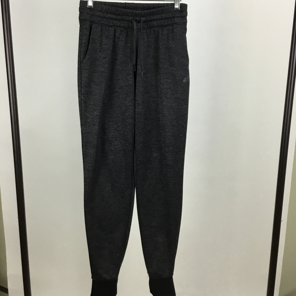 adidas fleece joggers womens